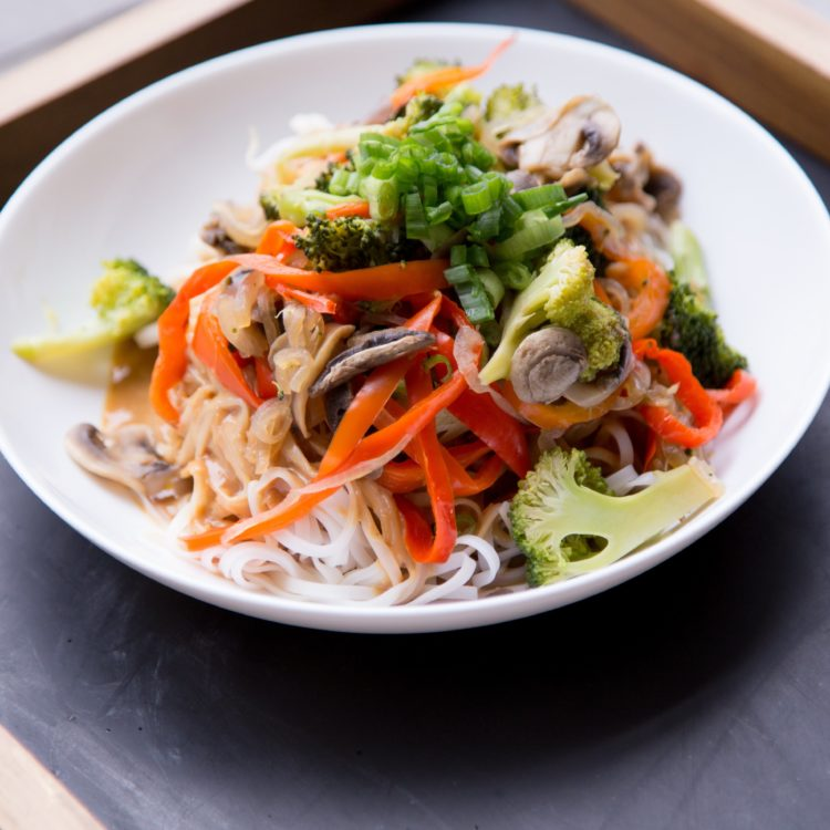 Fat Free Pad Thai