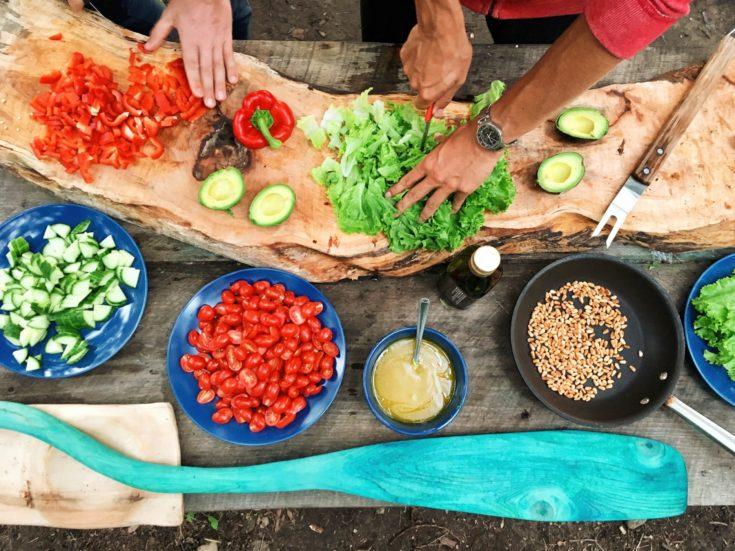 Hormone Healing Salad