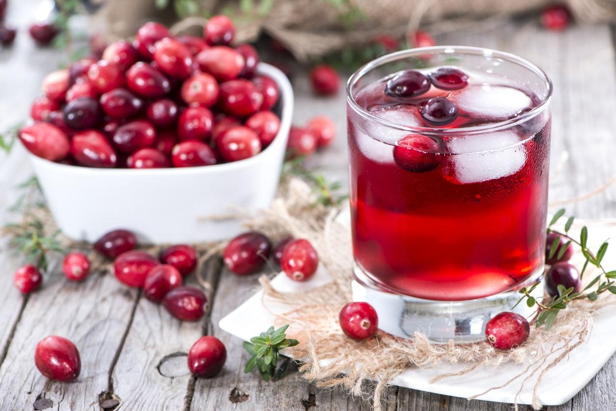 Cranberry Elixir