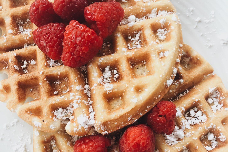 Vegan and Gluten-Free Waffles
