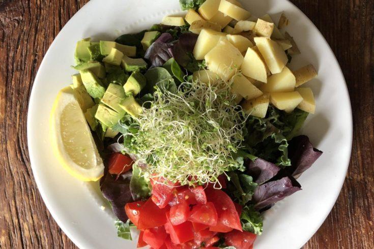 Rachel's Favorite Salad