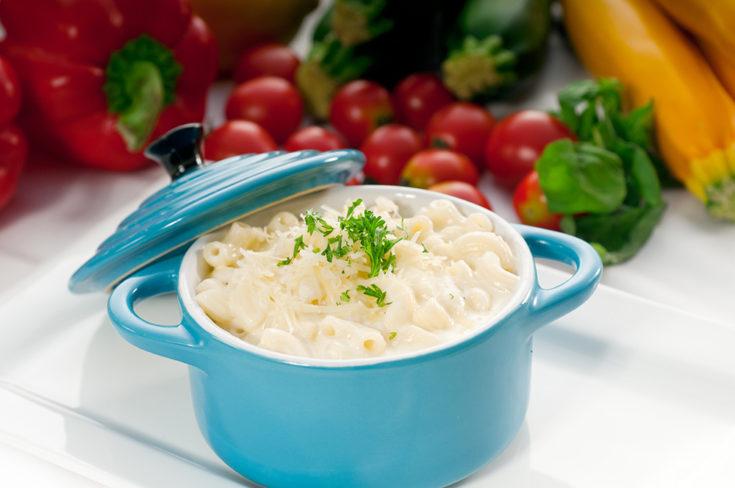 Vegan Plant-Based Mac and Cheese
