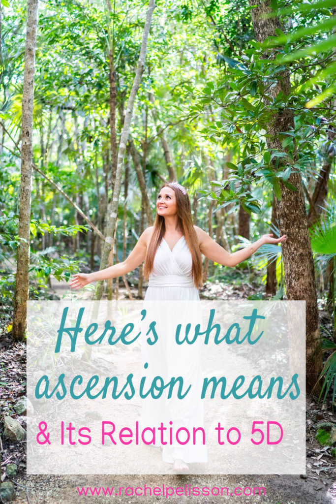 Here's what ascension means and its relation to 5D